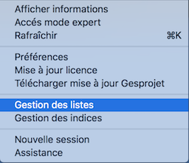 Gesprojet by Pro-logiq